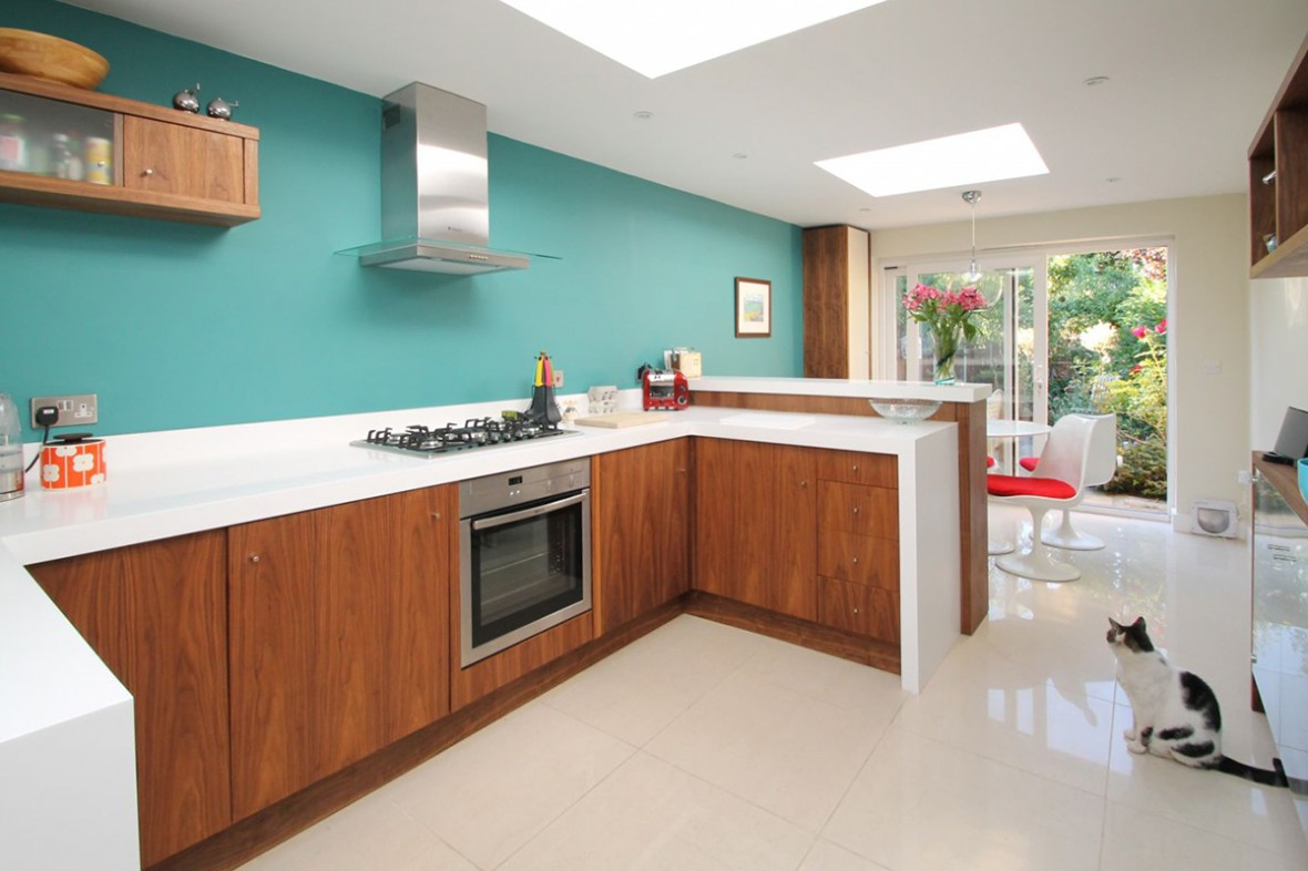 Bespoke hand made kitchens in Cornwall