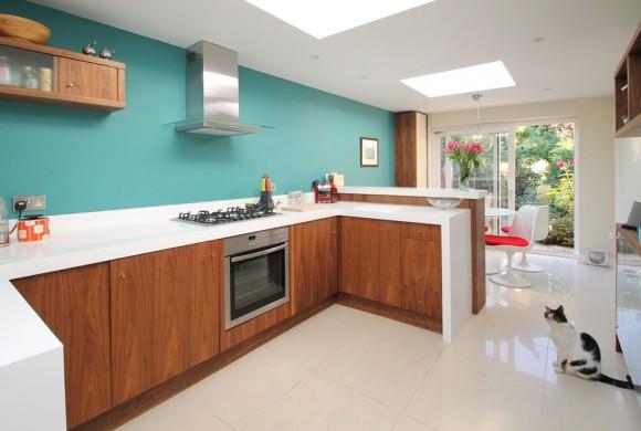 Contemporary Kitchen, London