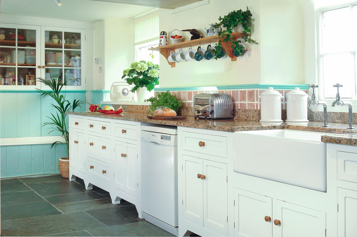 Handcrafted Kitchens Samuel F