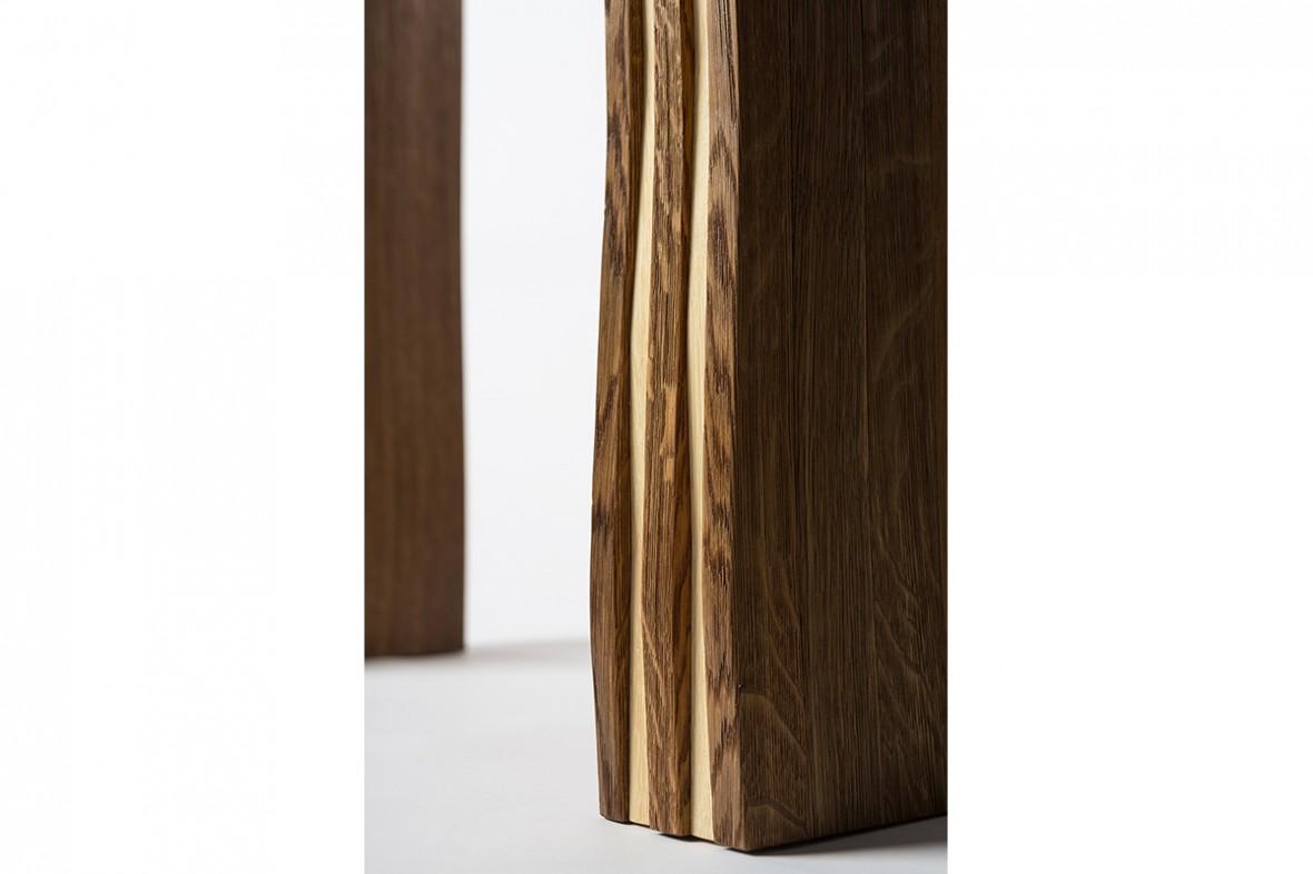 Bespoke furniture cornwall. Hartland console table.