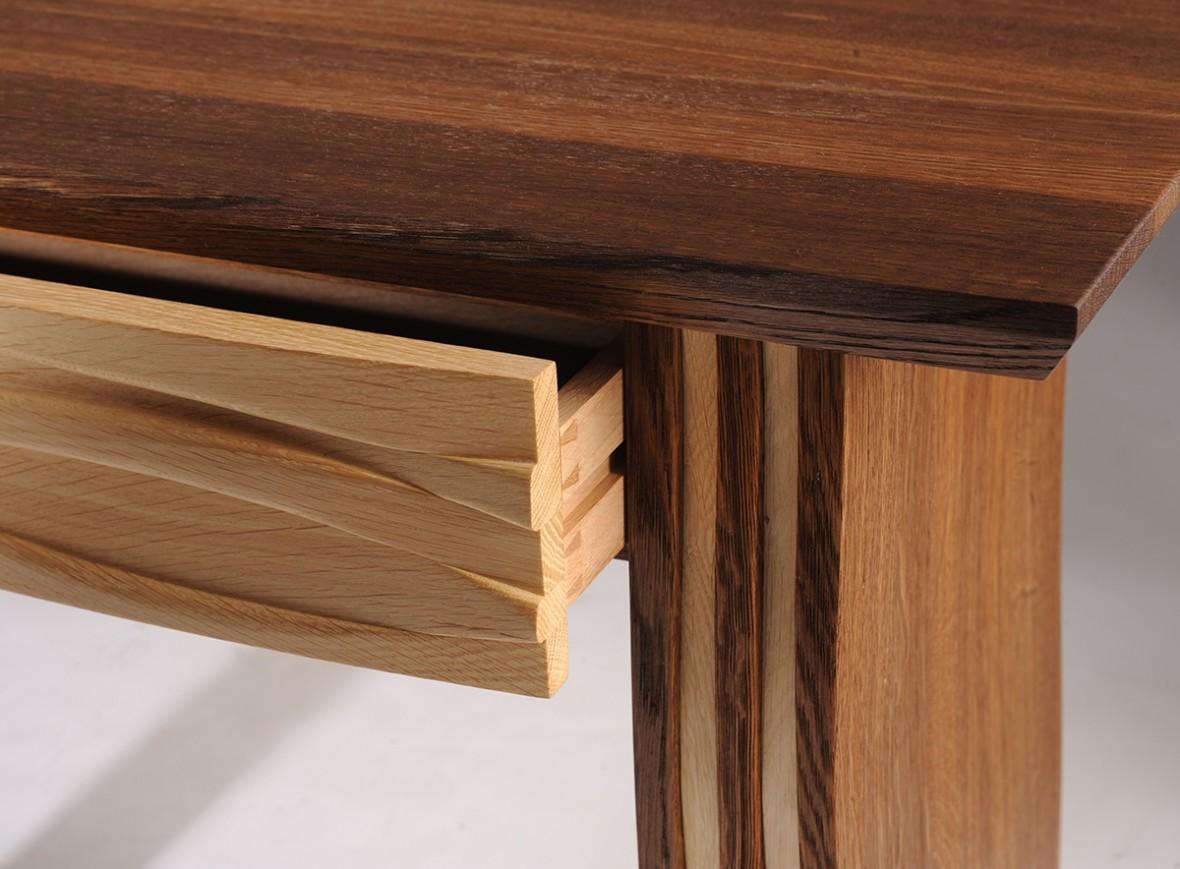 bespoke furniture cornwall, Hartland console table