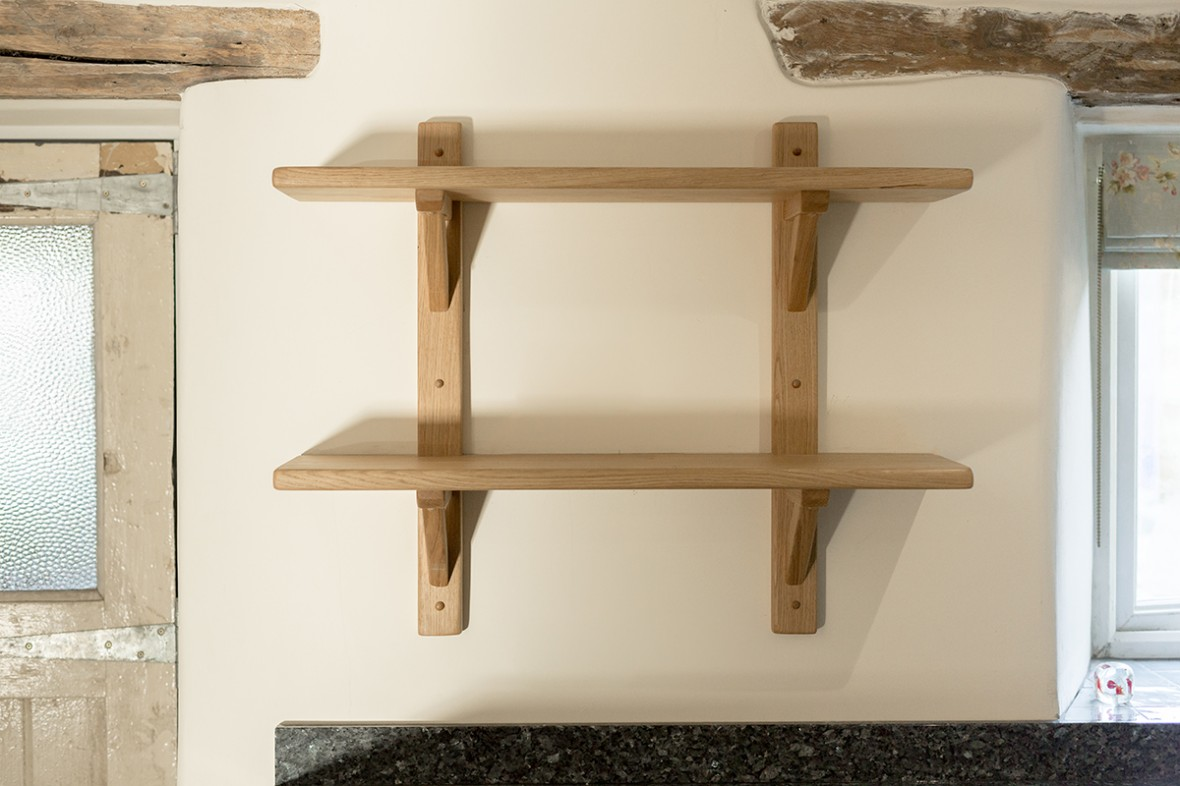 Solid-oak-kitchen-shelves-made-by-Samuel-F-Walsh-Furniture