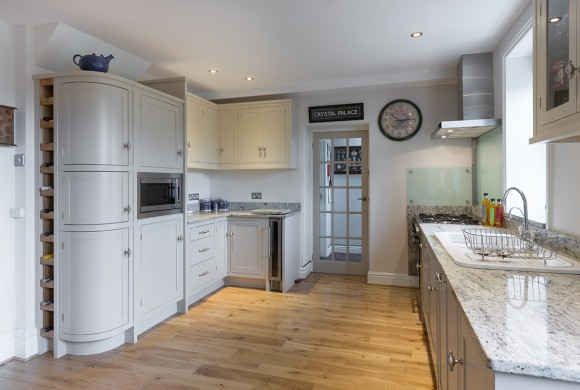Town House Kitchen, Cornwall