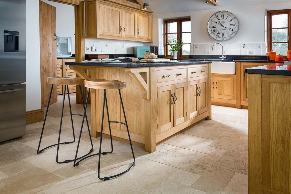 Oak Kitchen Solid Oak Kitchen