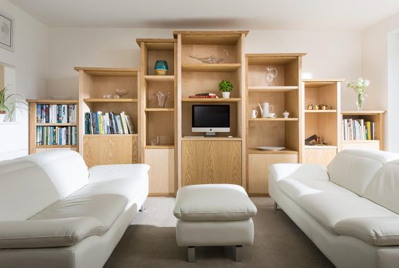 Storage and Display in Maple and Oak