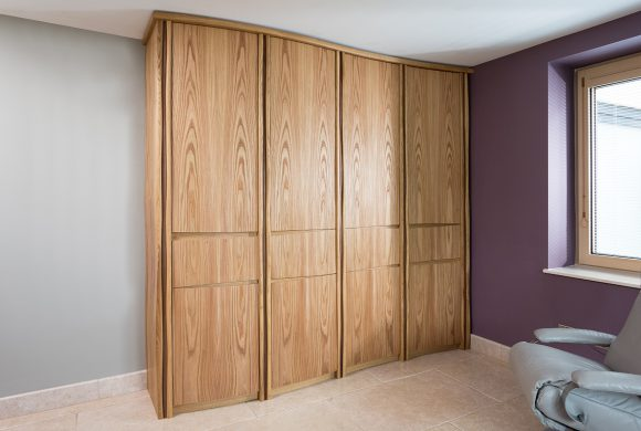 Bespoke office shelving and storage