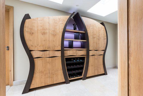 Bespoke Storage and Display Unit